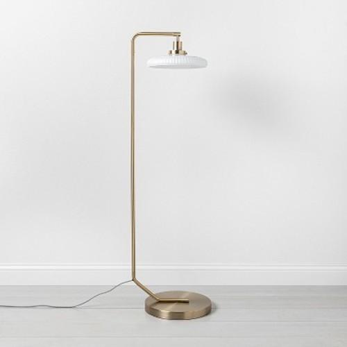 Brass Floor Lamp - Hearth & Hand with Magnolia