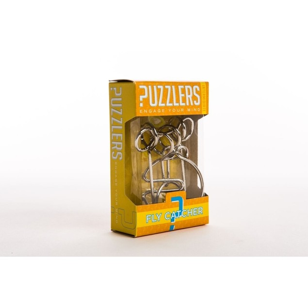 Puzzlers Fly Catcher, More Puzzles by Go! Games