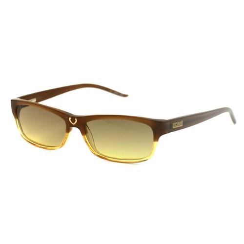 Just Cavalli Unisex's Sunglasses JC0125 T79 Brown 54 14 135 Full-Rim Rectangular