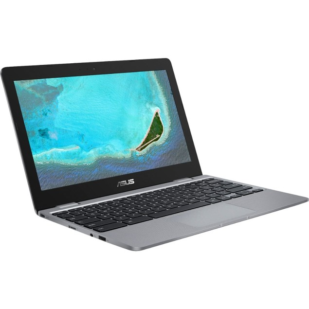 "Asus Chromebook CX22NA-BCLN4 11.6"" 16GB Intel Celeron N3350,Grey"