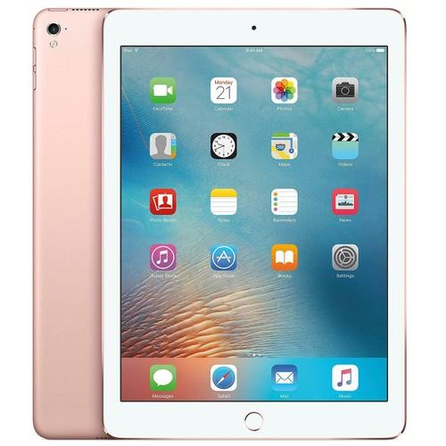 """Apple iPad Pro (1st Gen) - 128GB - Wi-Fi - 9.7""""- Rose Gold (2016) - Grade B"""