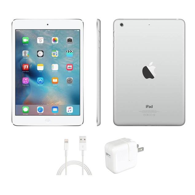 iPad Mini 16GB Wifi White (Good Condition)