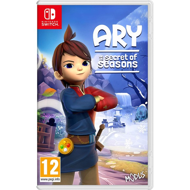 Ary And The Secret Of Seasons Nintendo Switch Game