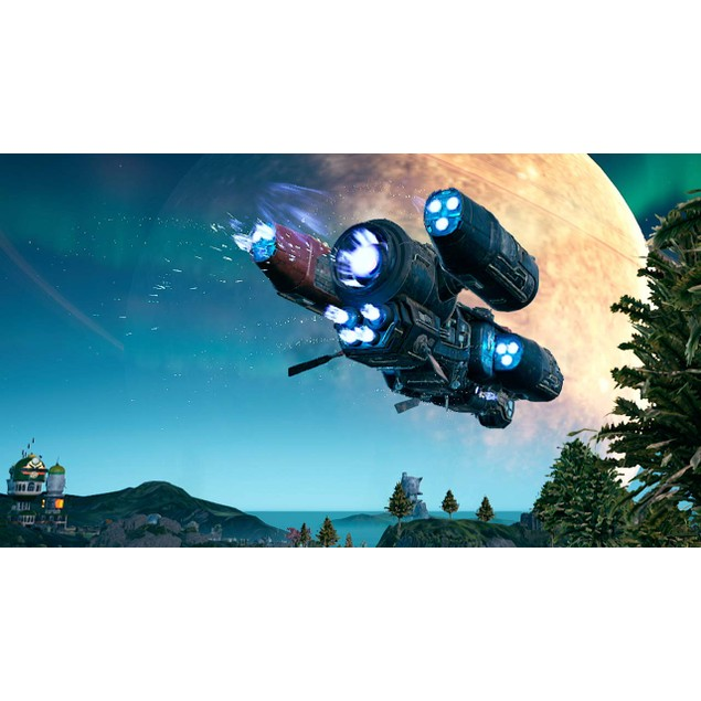 The Outer Worlds Nintendo Switch Game