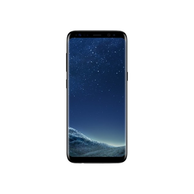 Samsung Galaxy S8, T-Mobile, Gray, 64 GB, 5.8 in Screen