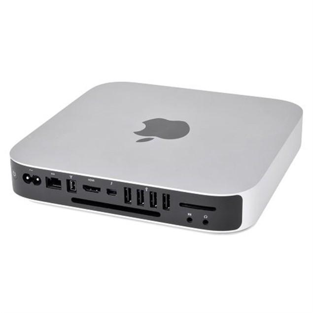 Apple Mac Mini MD388LL/A 4GB 1TB i7-3615QM Mac OSX,Silver (Certified Refurbish