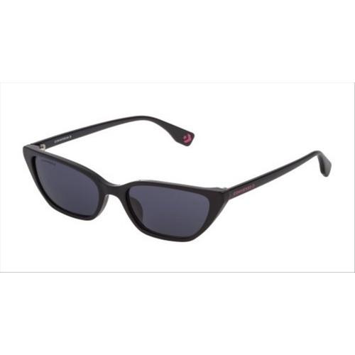 Converse Unisex Sunglasses SCO197 BLACK 53/17/140