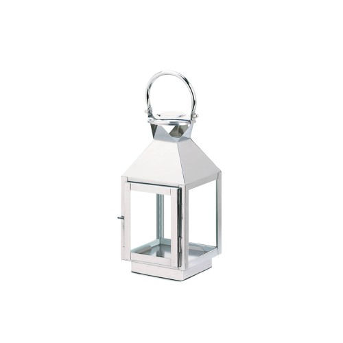 Koehler Dapper Stainless Seel Lantern