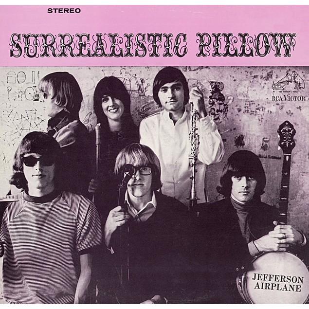 Jefferson Airplane - Surrealistic Pillow Vinyl