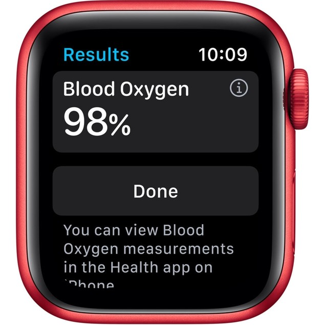 Apple Watch Series 6(GPS) 40mm, Red