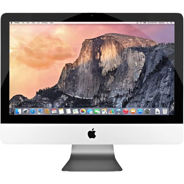 "Apple 21.5"" iMac MC309LL/A (Intel Core i5, 8GB RAM, 240GB SSD) - Grade A"