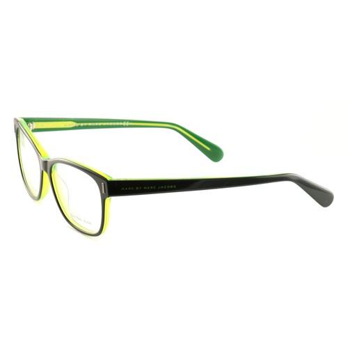 Marc by Marc Jacobs Unisex Eyeglasses MMJ 611 7ZJ Black/Green 53 15 145