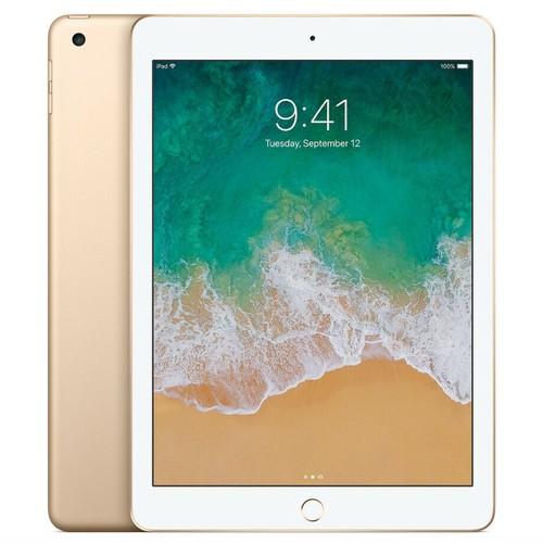"""Apple iPad 5 (5th Gen) - 128GB - Wi-Fi - 9.7"""" - Gold - 2017 - MPGW2LL/A"""