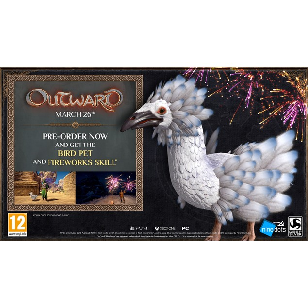 Outward Day One Edition PS4 Game
