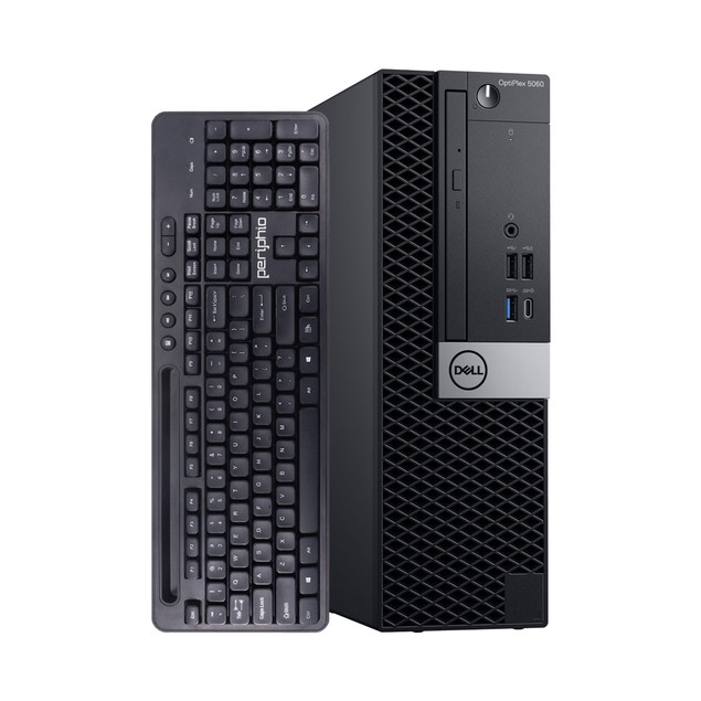 Dell 5060 Desktop Intel i5 8GB 240GB SSD Windows 10 Professional No Monitor