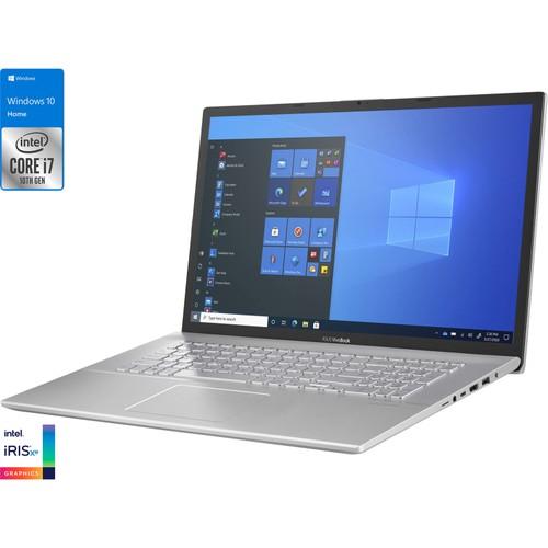 "ASUS Vivobook X712, 17"" HD+, i7-1065G7, 16GB RAM, 1TB SSD, Win 10 Home"
