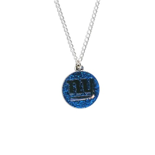Cleanlapsports New York Giants Glitter Necklace