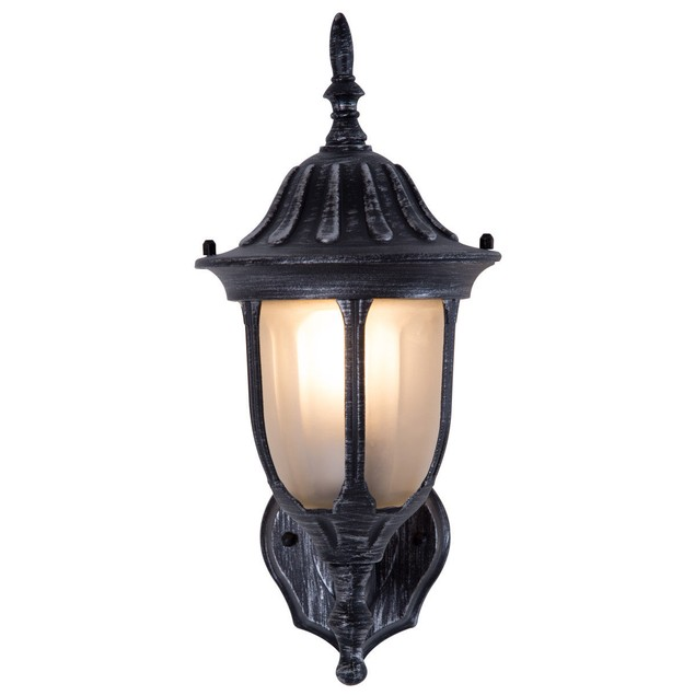 Costway Outdoor Garages Front Porch Light Exterior Wall Light Fixtures Wate