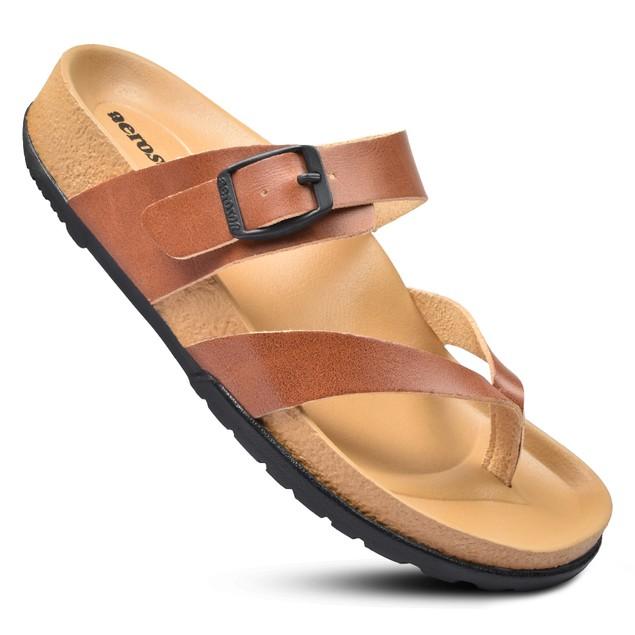 AEROSOFT Trini Fashionable Strappy Sandals for Women