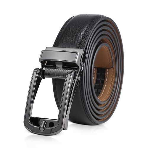 Men's Lockdown Leather Linxx Ratchet Belt