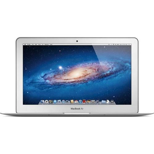 "Apple MacBook Air MD223LL/A 11.6"" 128GB i5-3317U,Silver (Refurbished)"