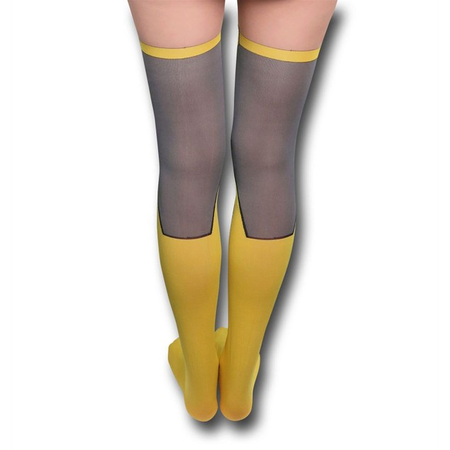 Batgirl Costume Women's Tights