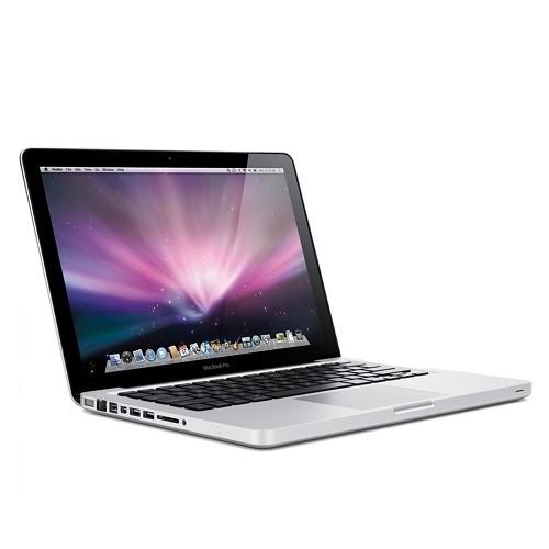 "Apple MacBook Pro MacBook Pro 4GB 500GB 13.3"", Silver (Refurbished)"