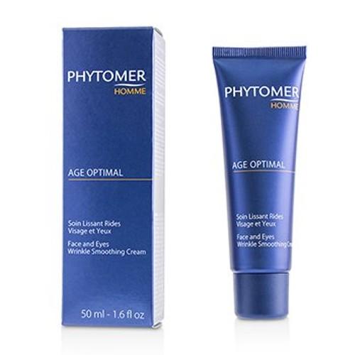 Phytomer Homme Age Optimal Face & Eyes Wrinkle Smoothing Cream