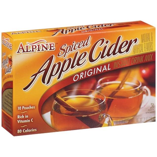 Alpine Spiced Apple Cider Instant Drink Mix