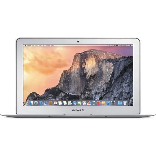 "Apple MacBook Air MJVM2LL/A 11.6"" 128GB MacOSX,Silver(Refurbished)"