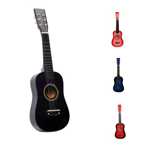 "23"" Acoustic Guitar +Pick +Strings"