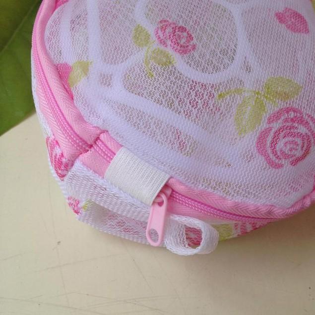 Underwear Aid Socks Lingerie Laundry Washing Machine Mesh Bag