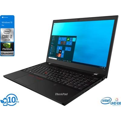 """ThinkPad P15v 15.6"""", i7-10850H, 16GB RAM, 512GB SSD, Quadro P620, W10P"""