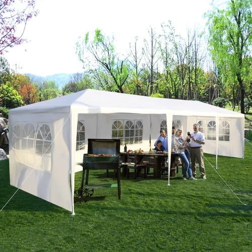 Costway 10'x30' Heavy duty Gazebo Outdoor Patio Tent