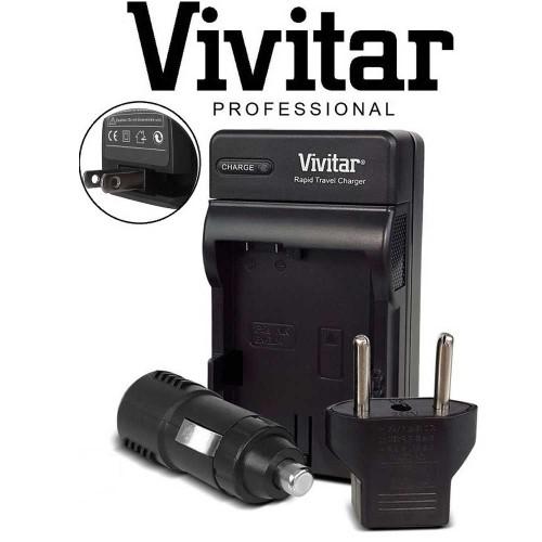 Vivitar Premium MH-25 Replacement Battery Charger for EN-EL15, EL15A, EL15B, ENEL 15C  Batteries