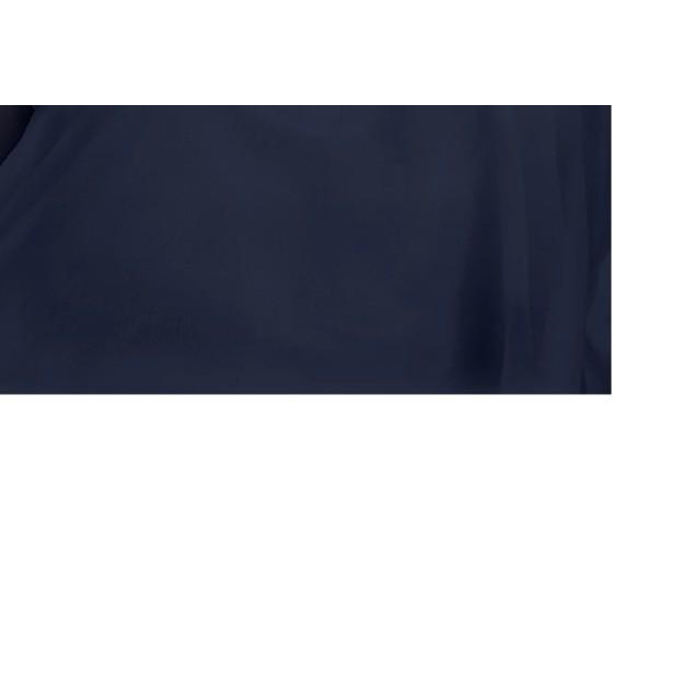 Charter Club Women's Split-Neck Pintuck Top Blue Size Large