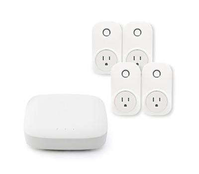 MiLocks YoSmart Hub with Smart Plug Bundle Was: $79.99 Now: $42.99.
