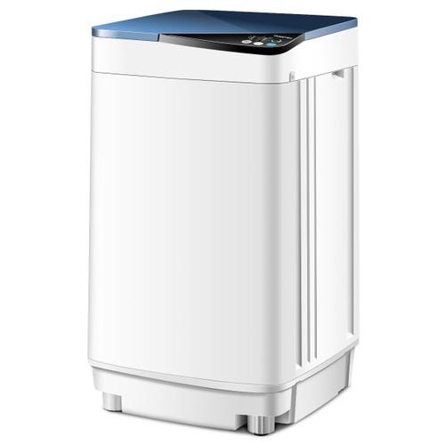 Full-Automatic Washing Machine 7.7 lbs Washer/Spinner Germicidal UV Light B