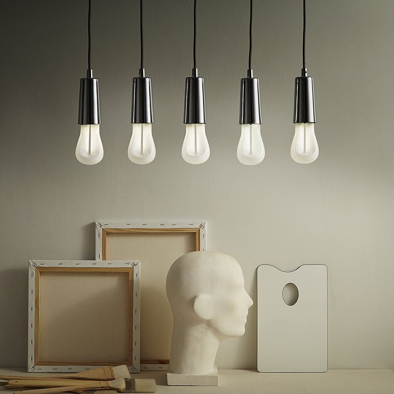 5-Pack Plumen Designer Low Energy LED Bulbs