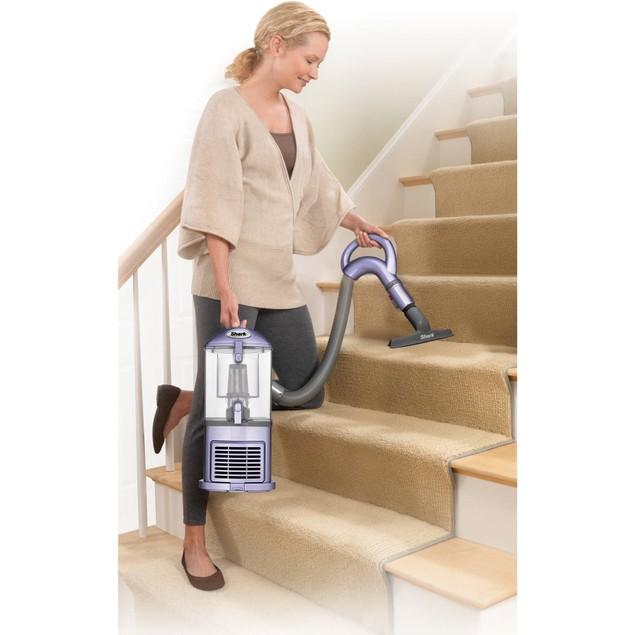Shark Navigator Upright Vacuum (NV351), Lavender (Used - Good)