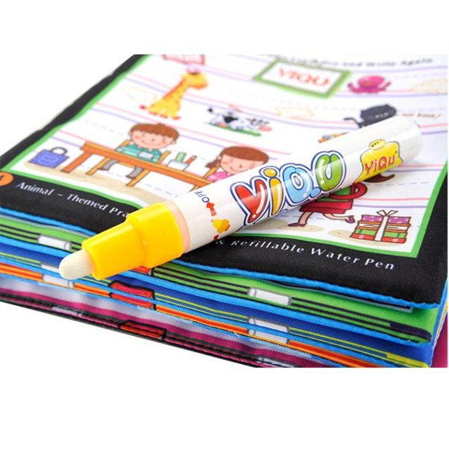 Kids Magic Doodle Drawing Book