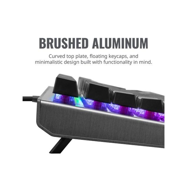 Cooler Master CK550 V2 RGB Backlight Gaming Mechanical Keyboard Blue Switch