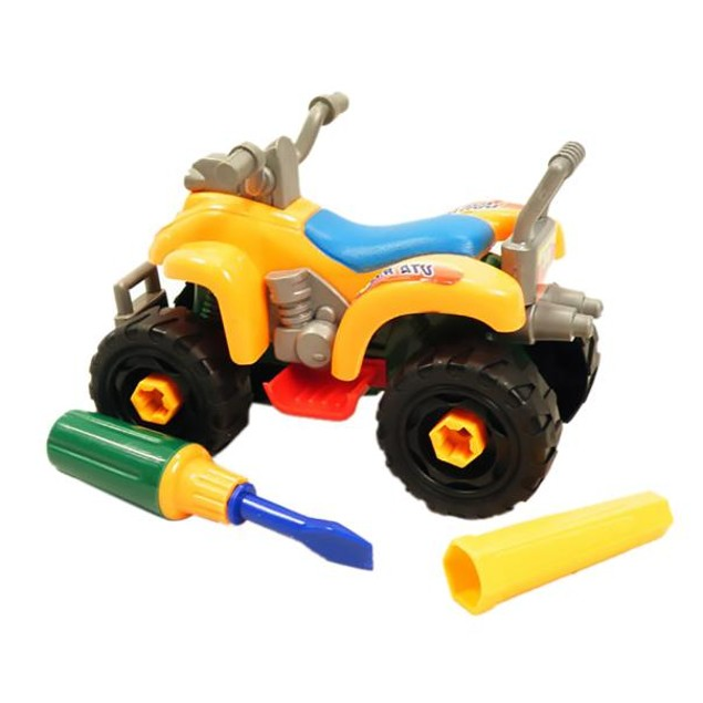Motorcycle Educational Toys for Children