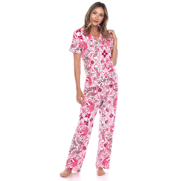 Soft and Cozy Pajama Set - S-3X (Assorted Styles)
