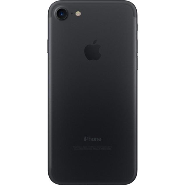 Apple iPhone 7, Unlocked, Black, 32 GB, 4.7 in Screen