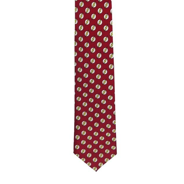 Flash Micro Print Men's Neck Tie