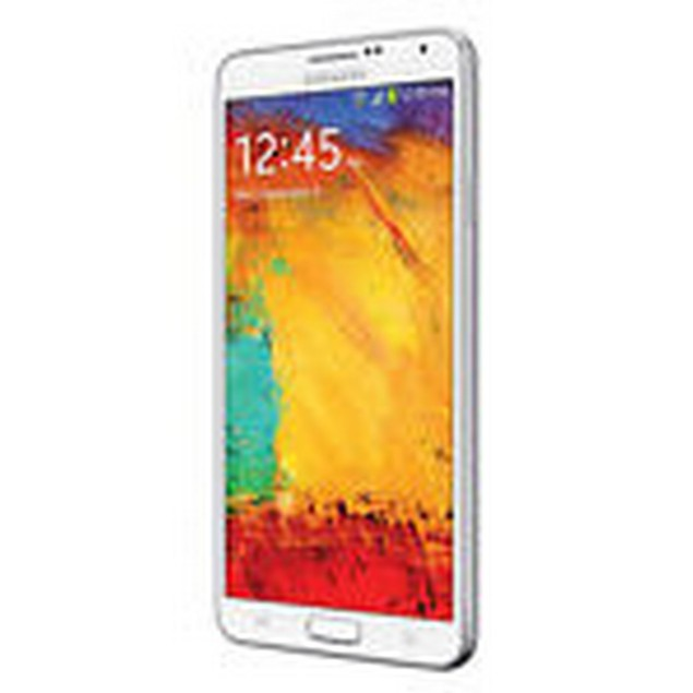Samsung Galaxy Note 3, AT&T, White, 32 GB, 5.7 in Screen