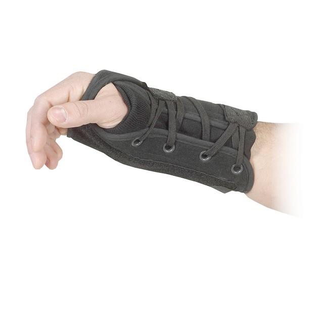 Bilt-Rite Mastex Health Lace-Up Wrist Support - Right Hand - Medium