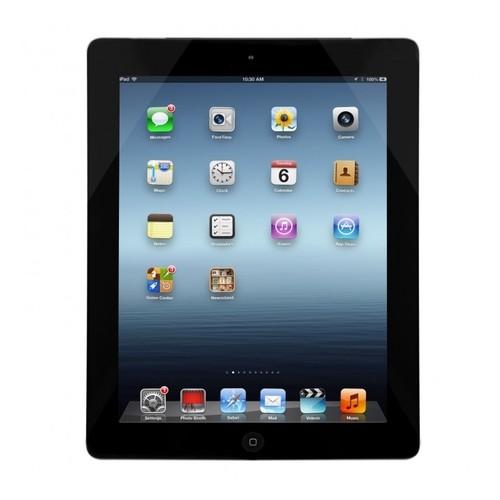 """Apple iPad 4th Gen MD510LLA 16GB A6X 9.7"""", Black (Refurbished)"""