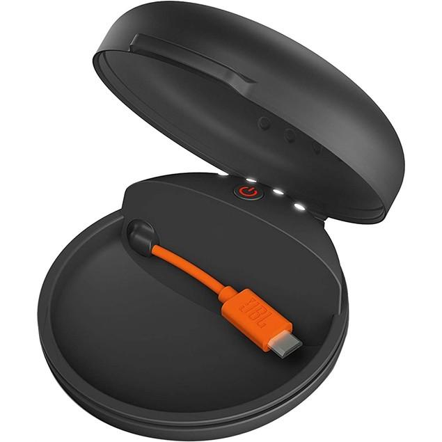 JBL Charging Case for In-Ear Wireless Headphones, Black